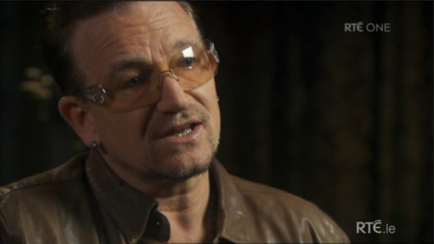 Interview-Bono-RTE