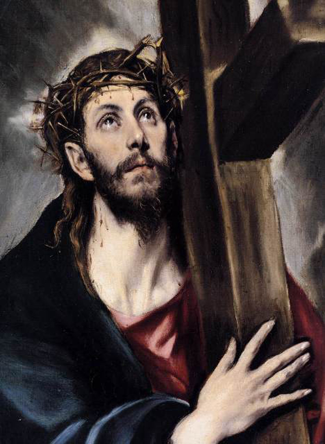 Christ_Carrying_the_Cross_1580 el greco