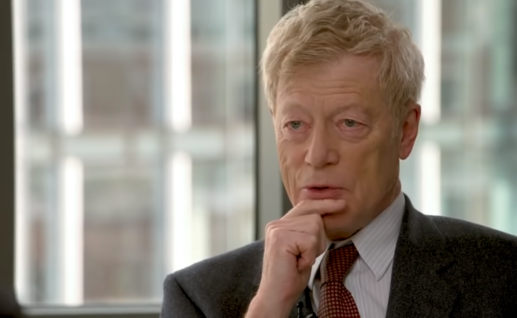 Roger Scruton/Foto:  How to Be a Conservative (screenshot)