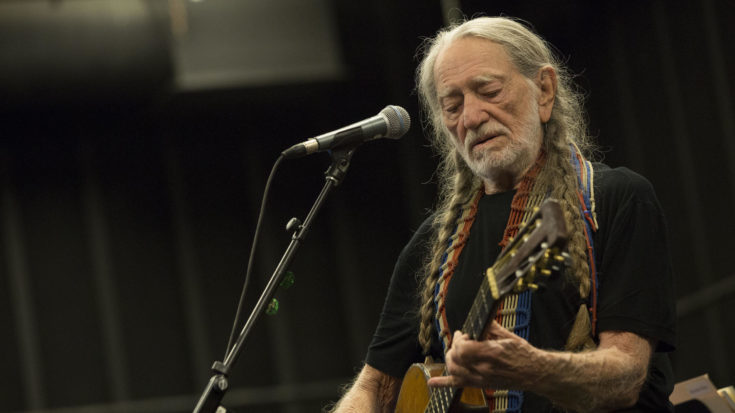 Willie Nelson'sLast Man Standing is out April 27 on Legacy Recordings