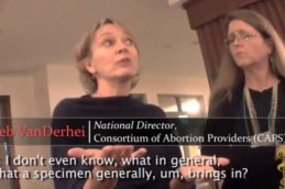 Planned Parenthood video