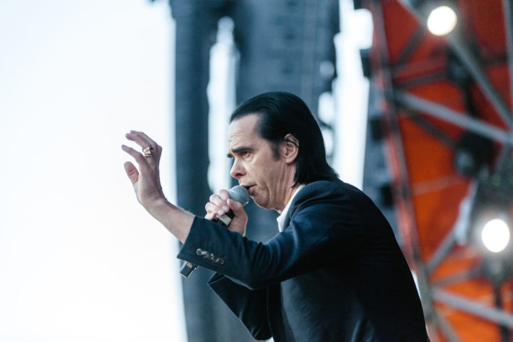 Nick Cave/Foto: Henry W. Laurisch, CC BY-SA 4.0/Wikimedia Commons
