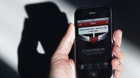Iphone Confession App