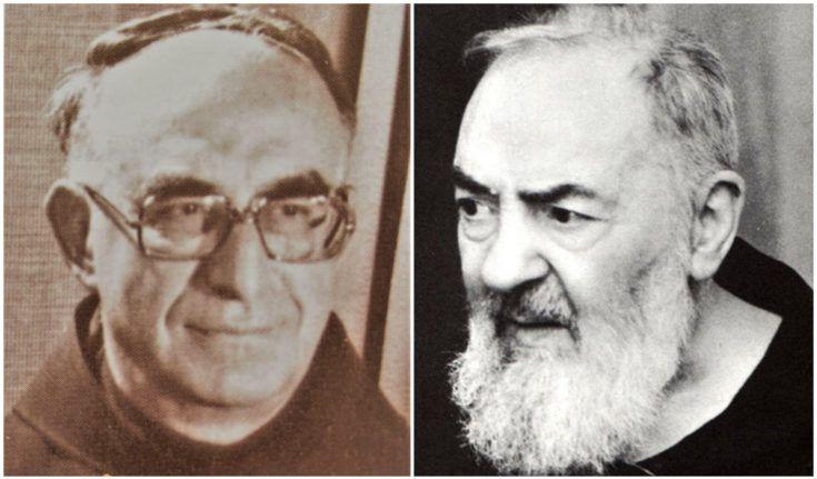 Fra Stanko Romac, Padre Pio