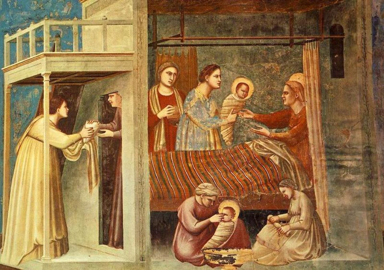 Giotto di Bondone, Public domain, via Wikimedia Commons