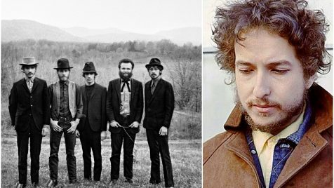 bob dylan, The Band