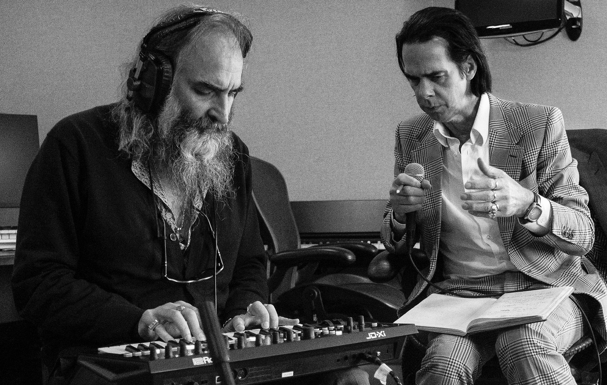 Nick Cave, Warren Ellis, Carnage